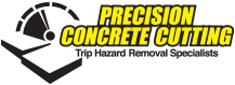 Precision Concrete Cutting - Sidewalk Trip Hazard Repair
