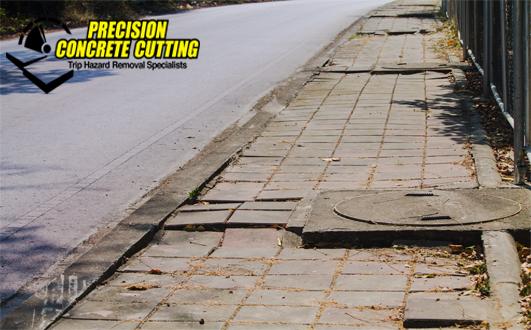 Fixing Sidewalk Trip Hazards
