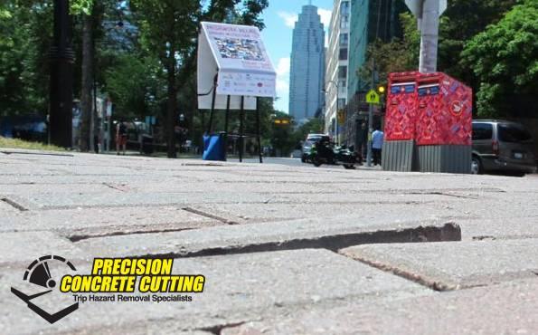 Fix Concrete Sidewalk Surface